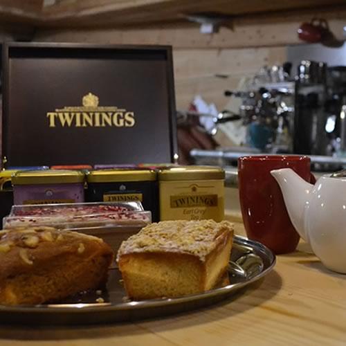 Ironsides Tea Room